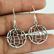 Big Inspire! 925 Sterling Silver Earrings Fournisseur