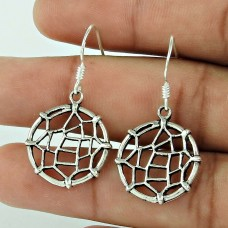 Stylish! 925 Sterling Silver Earrings Fabricant