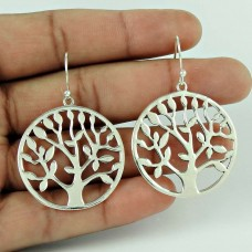 Lilac Kiss! 925 Sterling Silver Earrings Wholesale