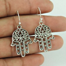 Top Quality African!! 925 Sterling Silver Earrings Wholesale