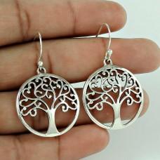 Misty Morning! 925 Sterling Silver Earrings Fabricante