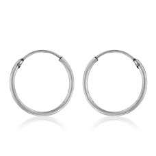 My Sweet 925 Sterling Silver Hoop Earrings Manufacturer