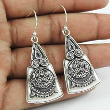 Draditions !! 925 Sterling Silver Earrings Wholesale Price