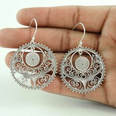 Possessing Good Fortune 925 Sterling Silver Earring Wholesale Jewellery