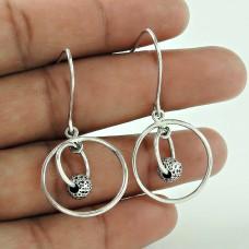 Scrumptious 925 Sterling Silver Earring Jewellery
