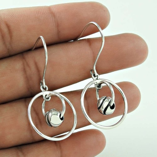 Amusable 925 Sterling Silver Earring Jewellery