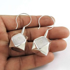 Indian Sterling Silver Jewellery Fashion Silver Earring Hersteller