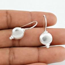 Sterling Silver Fashion Jewellery Charming Silver Earrings Grossiste