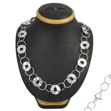 Wholesaler 925 Sterling Silver Necklace Jewellery Wholesaler India