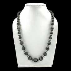 925 Sterling Silver Beads Necklace Wholesaler