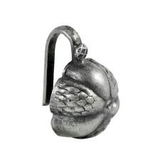 Secret Creation ! 925 Sterling Silver Handmade Flower Design Nose Pin Jewelry