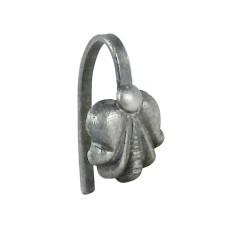 Handmade ! 925 Sterling Silver Handmade Flower Design Nose Pin Jewelry
