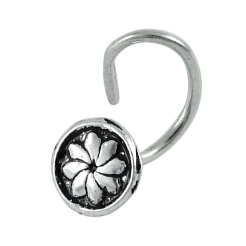 sterling silver fashion jewelry Traditional sterling silver Nose Pin