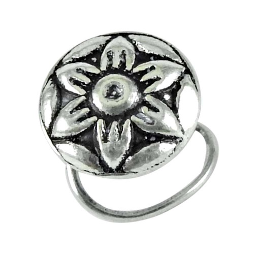 925 sterling silver fashion jewelry Fashion sterling silver Nose Pin Supplier
