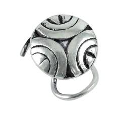 sterling silver jewelry Designer sterling silver Nose Pin Großhändler