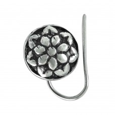 925 sterling silver indian jewelry Traditional sterling silver Nose Pin