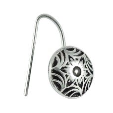 sterling silver fashion jewelry High Polish sterling silver Nose Pin