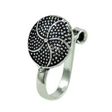 Beautiful 925 Sterling Silver Nose Pin Handmade Jewellery