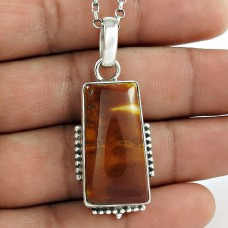 925 Sterling Silver Jewellery Charming Mookaite Gemstone Pendant Proveedor