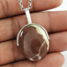 925 gemstone silver Jewellery Designer Mookaite Gemstone Pendant