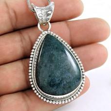 925 gemstone silver Jewellery Charming Kyanite Gemstone Pendant