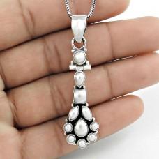 925 Sterling Silver Jewellery Fashion Pearl Gemstone Fabricante