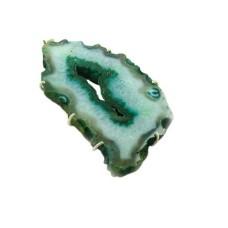 925 Sterling Silver Antique Jewellery Traditional Druzy Gemstone Pendant Al por mayor