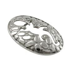 Classy Design!! 925 Sterling Silver Pendant Wholesale