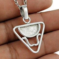 Perfect ! 925 Sterling Silver Pendant