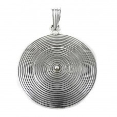 Indian Sterling Silver Jewellery Charming Silver Pendant Wholesale Price