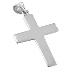 925 Sterling Silver Jewellery Charming Sterling Silver Cross Pendant Supplier
