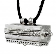 sterling silver Indian fashion Jewellery Fashion 925 Sterling Silver Pendant
