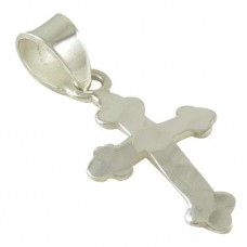 925 Sterling Silver Jewellery Charming Cross Pendant Großhandel