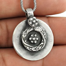 New Style Of!! 925 Sterling Silver Pendant Großhandel