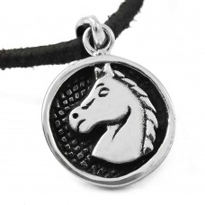 Large !! 925 Sterling Silver Pendant