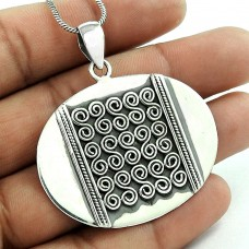 So In Love!! 925 Sterling Silver Pendant