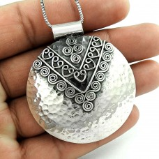 Beautiful!! 925 Sterling Silver Pendant