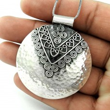 Great ! 925 Sterling Silver Pendant