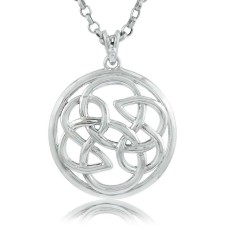 Dream Day Filigree Sterling Silver Jewellery Pendant