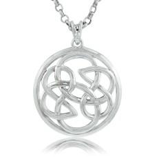 Dream Day Filigree Sterling Silver Jewellery Pendant