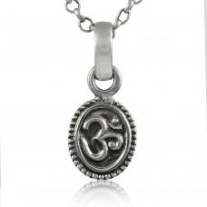 Mystic Princess! 925 Sterling Silver OM Pendant Hersteller