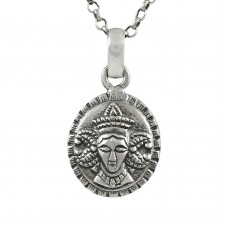 Charming!! 925 Sterling Silver Pendant