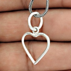 Special Moment 925 Sterling Silver Jewellery Heart Pendant Hersteller