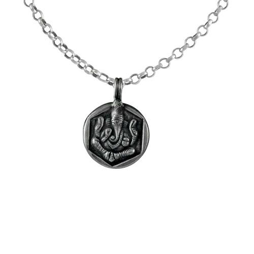 Bloom Fashion 925 Sterling Silver Lord Ganesha Handmade Jewellery Exporter