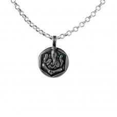 Easeful 925 Sterling Silver Ganesha Handmade Jewellery