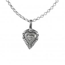 Designer 925 Sterling Silver Pendant Handmade Jewellery Manufacturer India