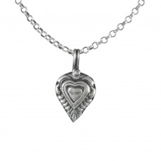 Modern Style 925 Sterling Silver Pendant Handmade Jewellery