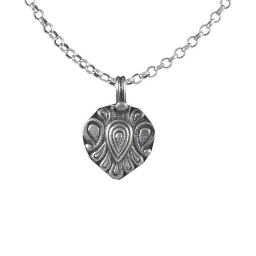 Quality Work 925 Sterling Silver Pendant Handmade Jewellery