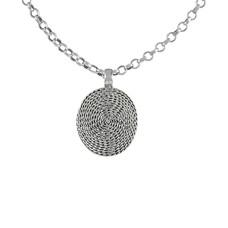 Designer 925 Sterling Silver Handmade Pendant Jewellery Wholesale