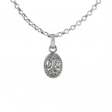 Beautiful 925 Sterling Silver Ganesh Pendant Handmade Jewellery